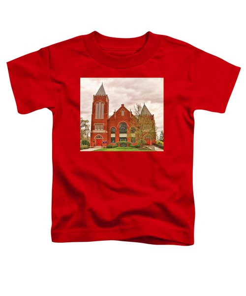 Farmville United Methodist Church Farmville Virginia Toddler T-Shirt