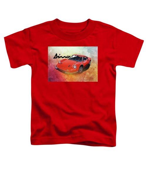 Ferrari Dino 246 Toddler T-Shirt
