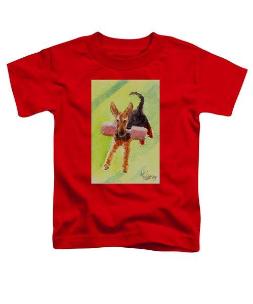Flying Dale Toddler T-Shirt