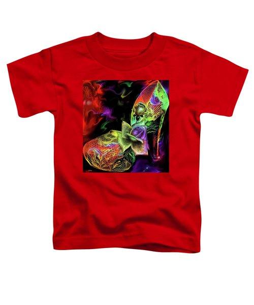 Glamorous Heels 002 Toddler T-Shirt