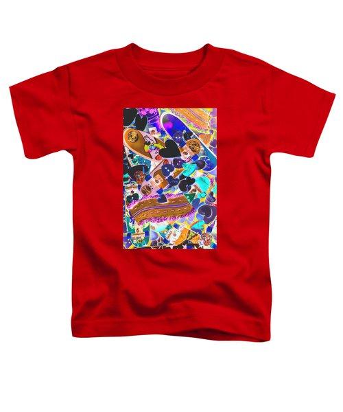 Graphic Decksign Toddler T-Shirt