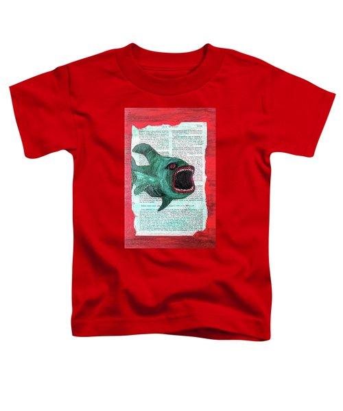 Horror  Toddler T-Shirt