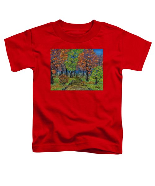 In The Fall Toddler T-Shirt