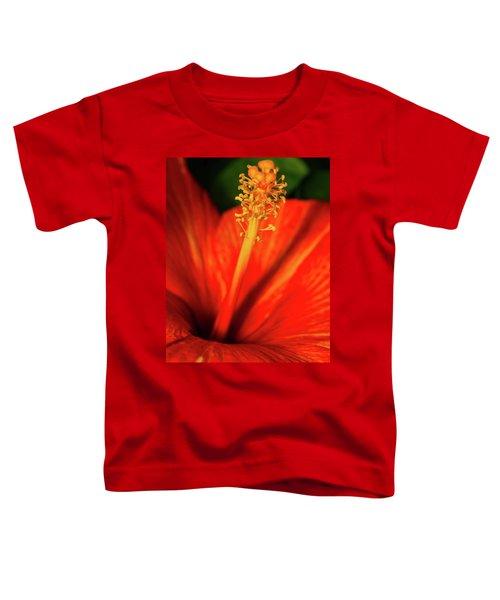 Into A Flower Toddler T-Shirt