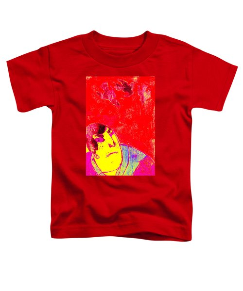 Japanese Pop Art Print 6 Toddler T-Shirt