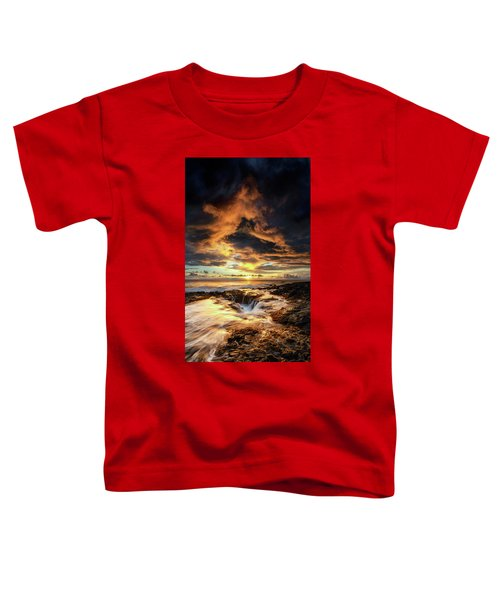 Kona Sunset Toddler T-Shirt