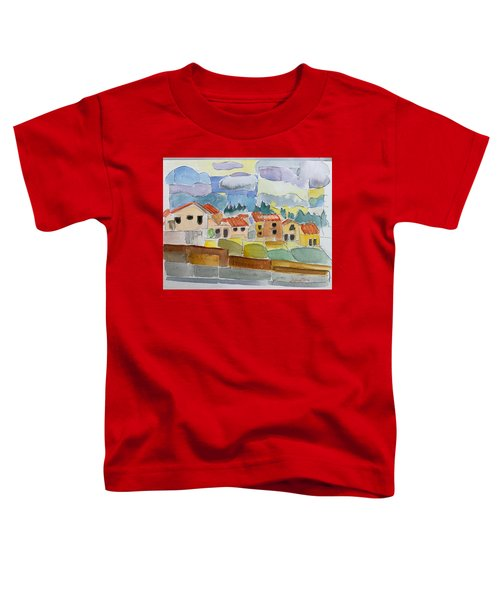 Laguna Del Sol Houses Design  Toddler T-Shirt