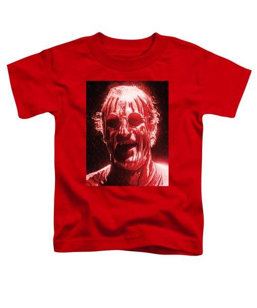 Mickey Knox Toddler T-Shirt