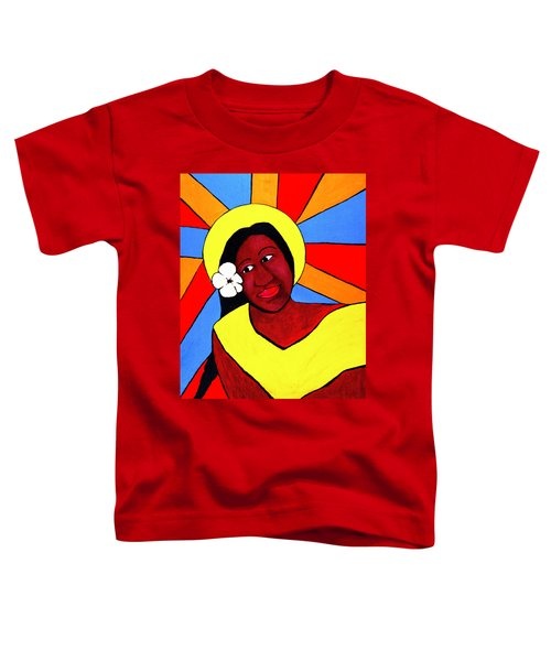 Native Queen Toddler T-Shirt