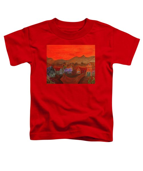 New Mexico Dreaming Toddler T-Shirt