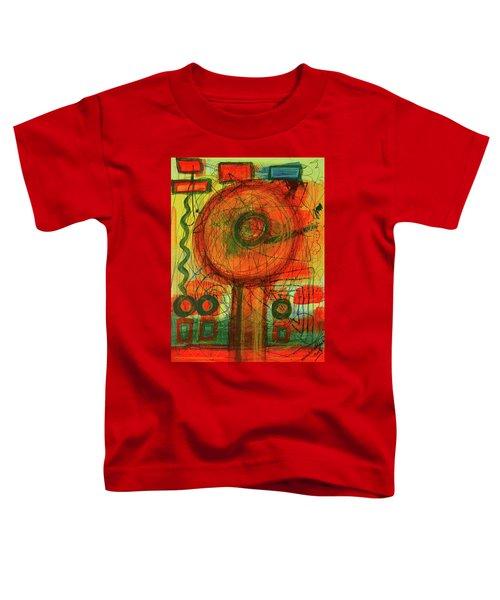Ode To Autumn Toddler T-Shirt