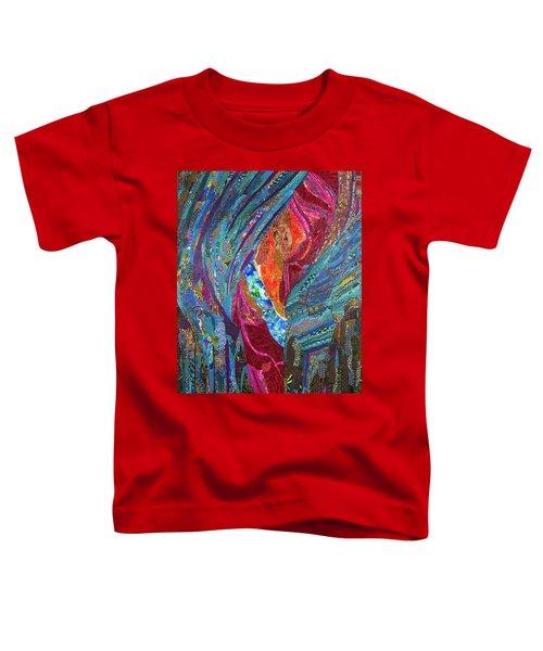 Oju Olurun I Eye Of God I Toddler T-Shirt