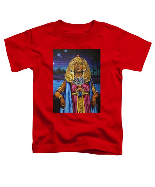 One Night Over Egypt Toddler T-Shirt