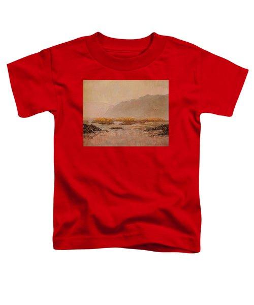 Oyster Beds Emerging Toddler T-Shirt