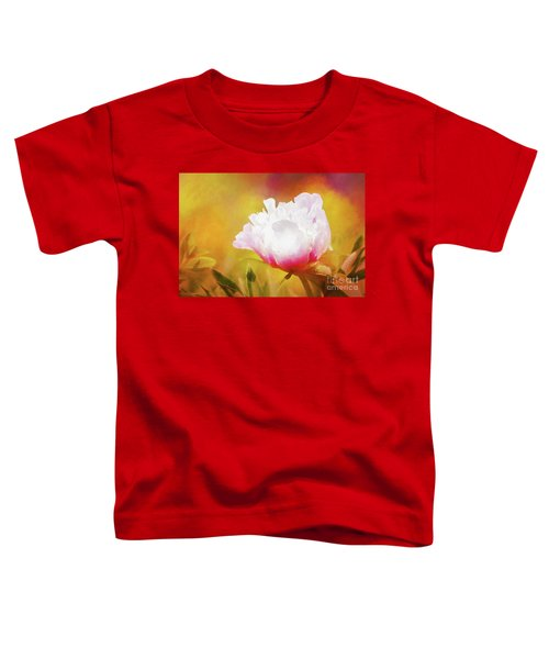 Peony Delight Toddler T-Shirt