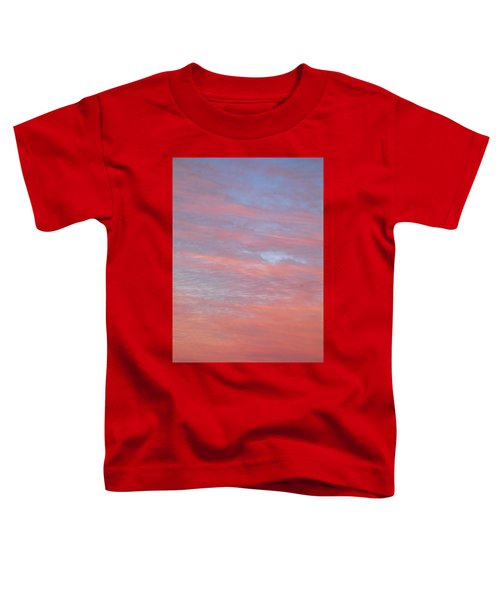 Pink In The Sky Toddler T-Shirt