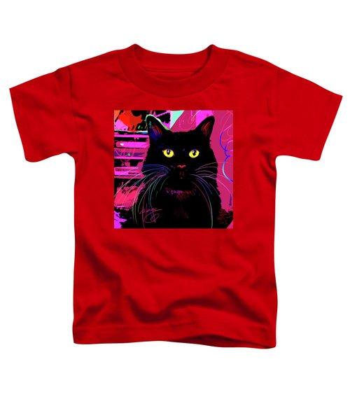 pOpCat Morticia Toddler T-Shirt