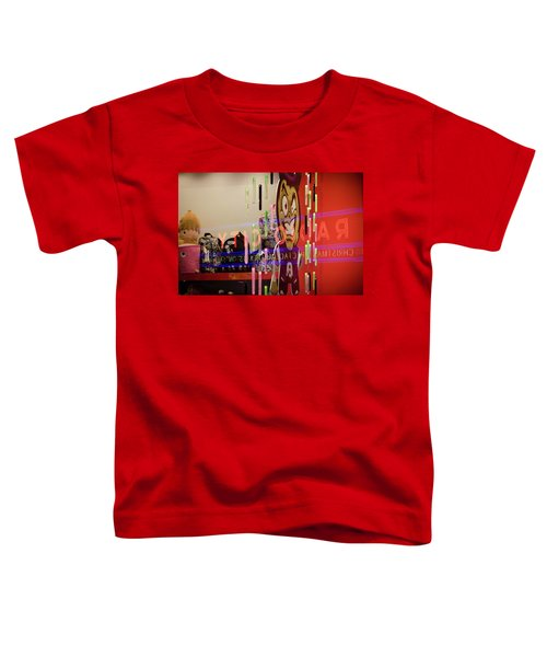 Radio City Reflection Toddler T-Shirt