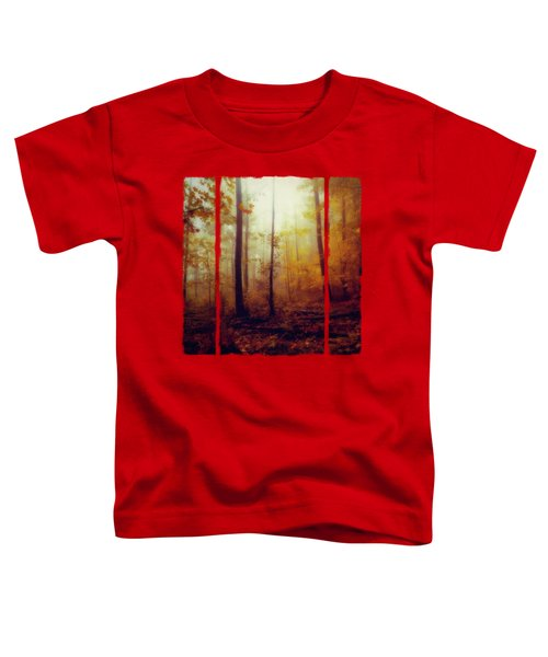 Rainwood - Misty October Forest Toddler T-Shirt