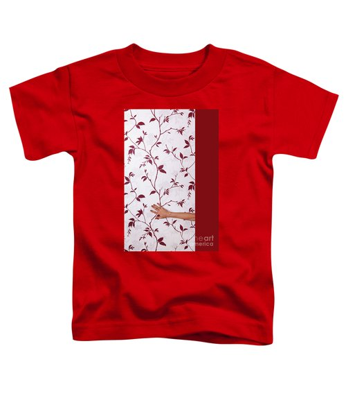 Red #0586 Toddler T-Shirt