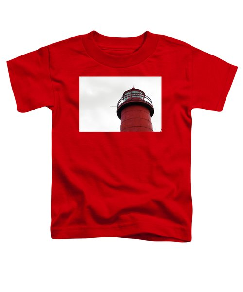Red Toddler T-Shirt