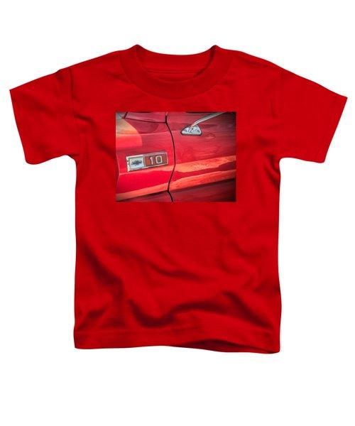 Reddddd Toddler T-Shirt