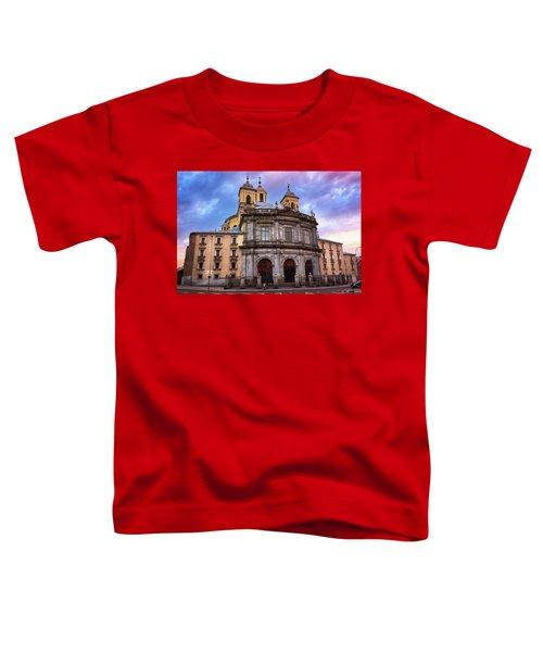 Royal Basilica Of San Francisco El Grande Toddler T-Shirt