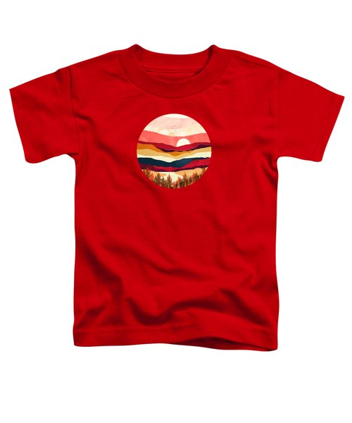 Scarlet Spring Toddler T-Shirt