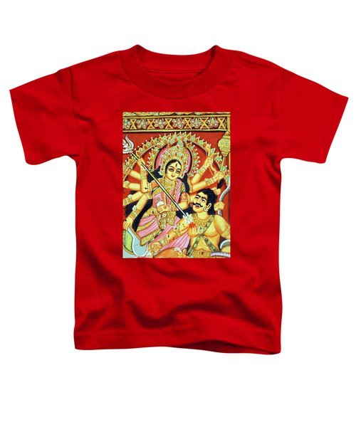 Scenes From The Ramayana Toddler T-Shirt