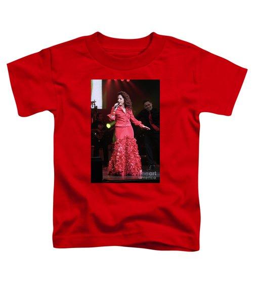 Singer Gloria Estefan  Toddler T-Shirt