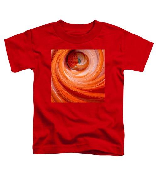 Sleeping Flamingo Toddler T-Shirt