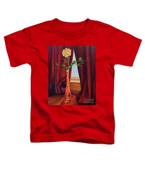 Sweetheart Day's Rose Toddler T-Shirt