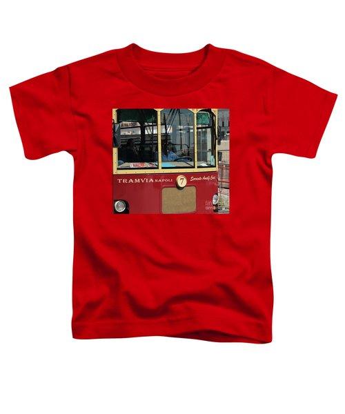 Tram Naples Toddler T-Shirt