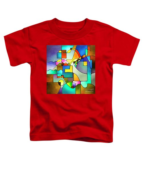 Unified Theory Toddler T-Shirt