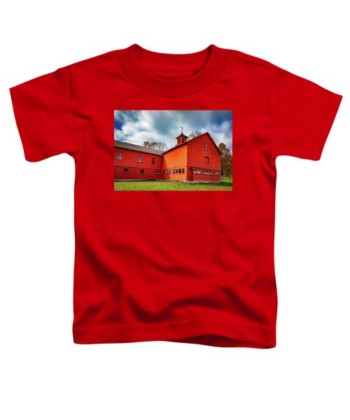 William Cullen Bryant Barn 2 Toddler T-Shirt