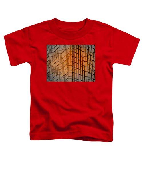 Windows Mosaic Toddler T-Shirt