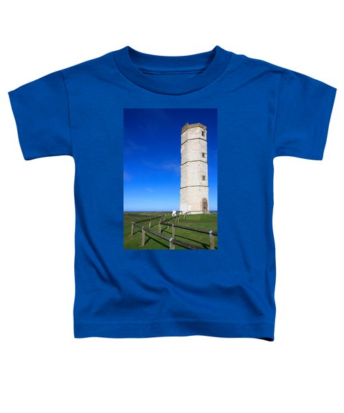 Flamborough Old Lighthouse Toddler T-Shirt