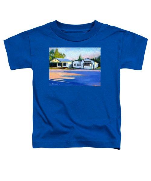Huckstep's Garage Free Union Virginia Toddler T-Shirt