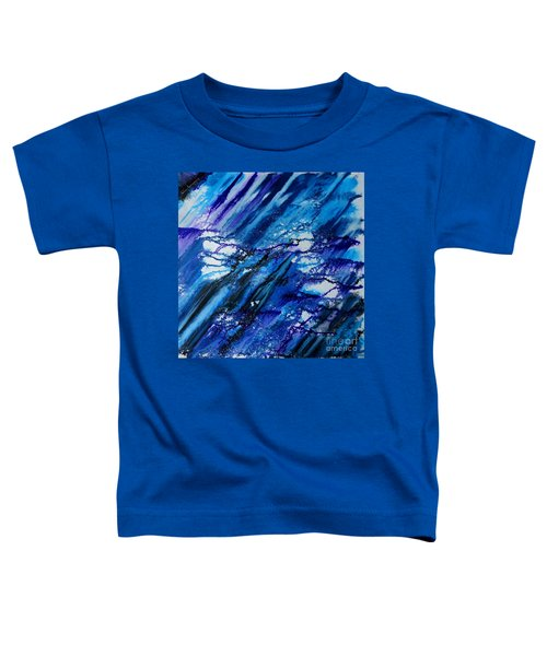 Blue Wind Toddler T-Shirt