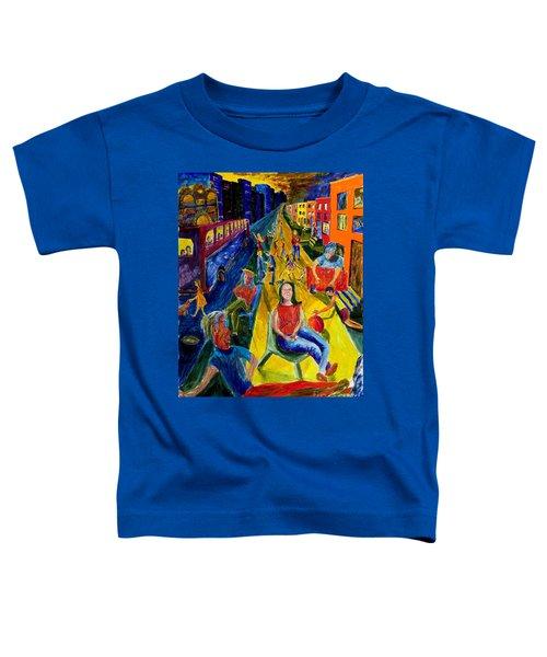 Urban Street People Toddler T-Shirt