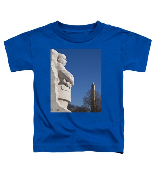 Martin Luther King Jr Memorial Toddler T-Shirt