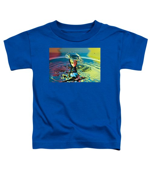 Water Splash Having A Bad Hair Day Toddler T-Shirt
