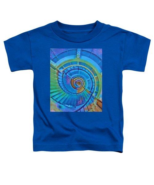 Stairway To Lighthouse Heaven Toddler T-Shirt