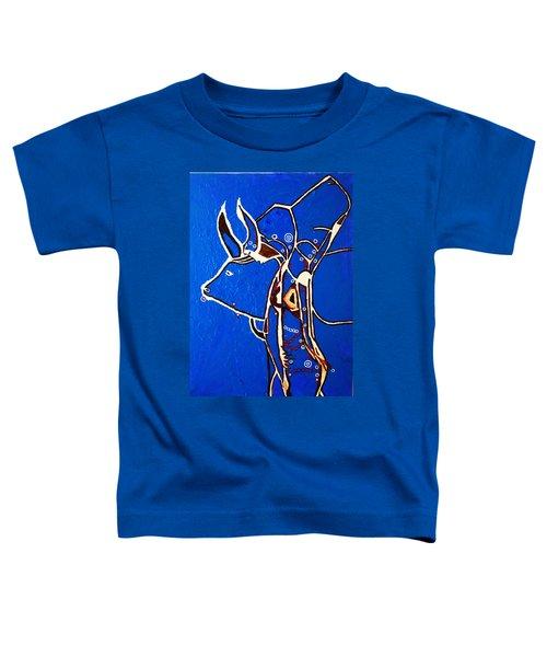 Dinka Livelihood - South Sudan Toddler T-Shirt