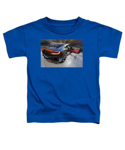 Acura N S X  Concept 2013 Toddler T-Shirt