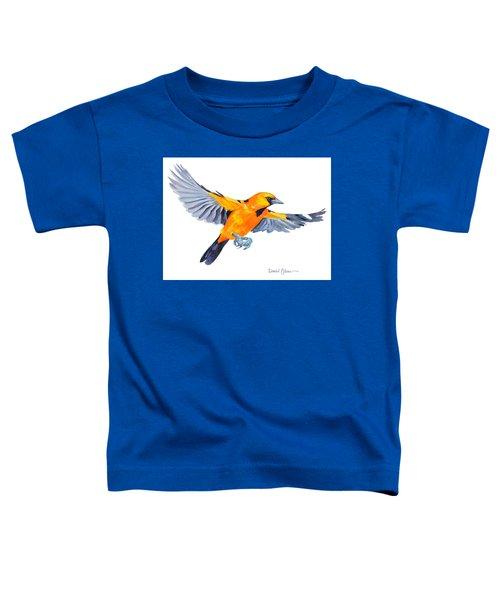 Da200 Altimira Oriole By Daniel Adams  Toddler T-Shirt