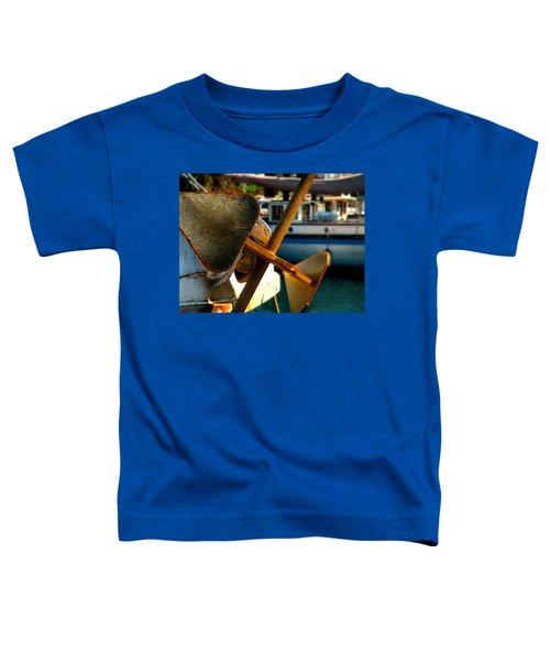 Anchors Away Toddler T-Shirt