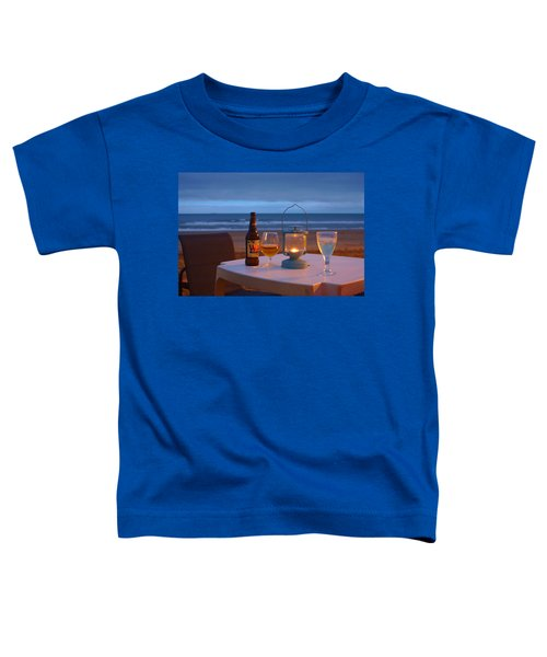 At The End Of The Day Toddler T-Shirt