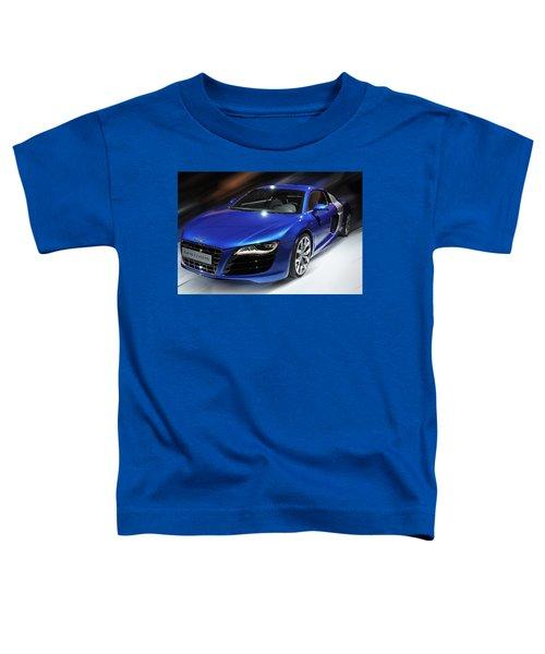 Audi R8 V10 Fsi Toddler T-Shirt