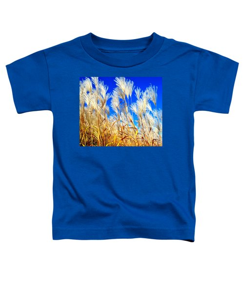 Autumn Pampas Toddler T-Shirt